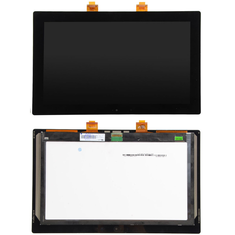 все цены на  Black Tablet Panel LCD Combo Replacements LCD Touch Screen Display Digitizer Assembly Fit For Microsoft Surface RT  онлайн