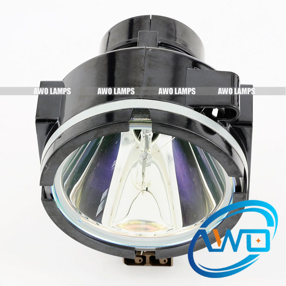 AWO Quality Replacement Projector Lamp R9842020 with Housing for BARCO CDG67DL CDG80DL CDR+80DL CDR67DL MDG50DL MDR+50DL MDR50DL awo high quality projector lamp sp lamp 078 replacement for nfocus in3124 in3126 in3128hd
