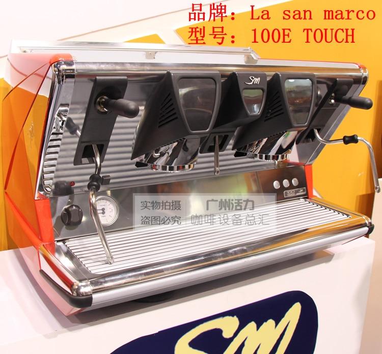 Italianos originales san marcos SM la san marco 100E headed semi ...
