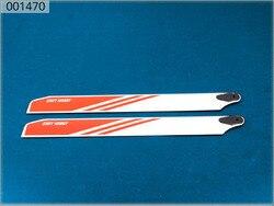 Esky e sky 001470 drewniane ostrze 2.4GHz helikopter 600 seria BELT CP V2 000014 Rc części zamienne akcesoria w Części i akcesoria od Zabawki i hobby na