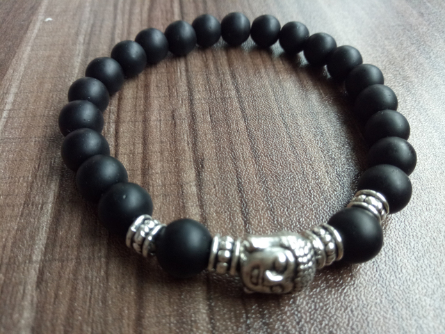 grande bracelet energy onyx strength black products everyday japa mala