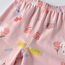 Cotton Cute Pajamas for Girls 2 pcs Set