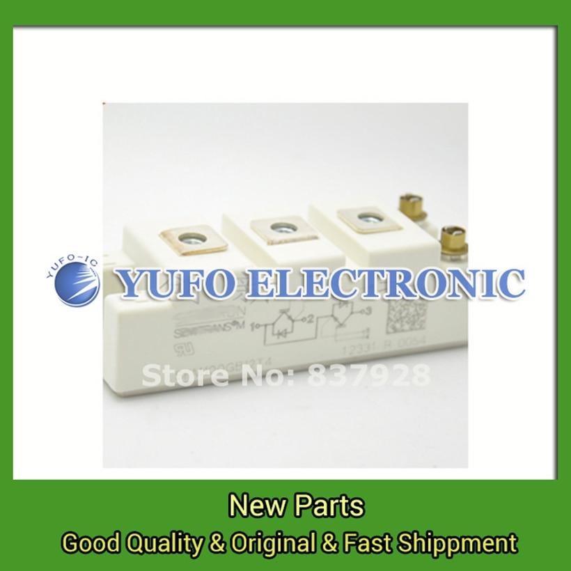 Free Shipping 1PCS   IGBT module IGBT SKM100GB12T4  New YF0617 relay 1pcs 5pcs 10pcs 50pcs 100% new original sim6320c communication module 1 xrtt ev do 3g module