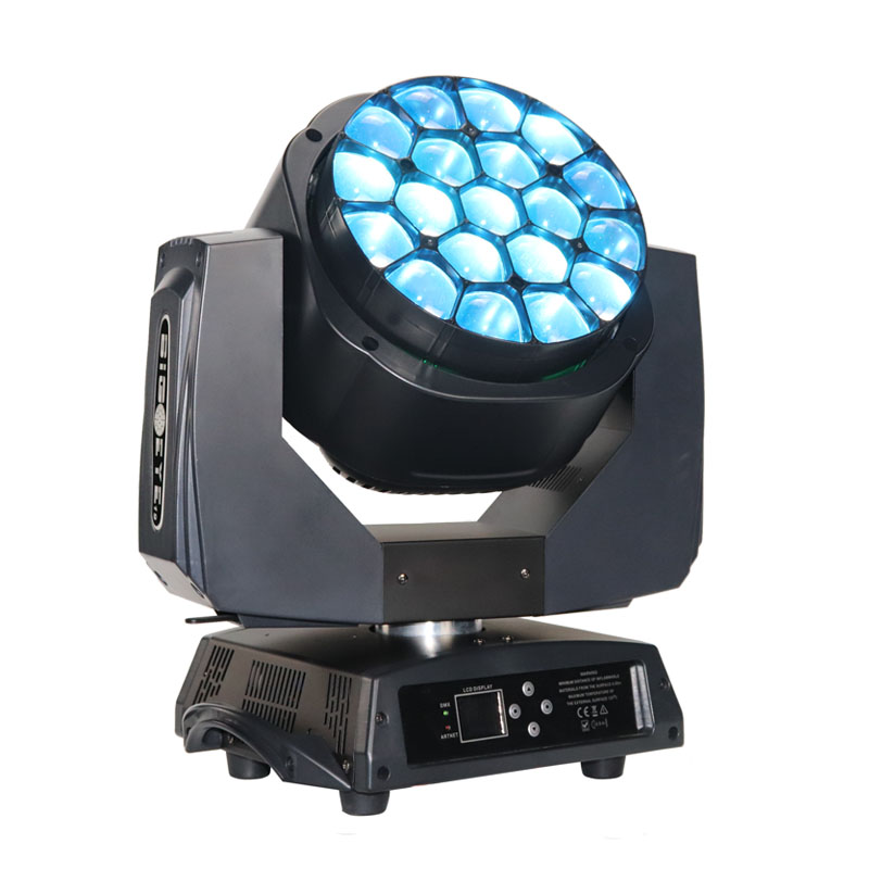 Fast Shipping B Eye K10 Led Moving Head Beam Wash Stage Light For Disco Club
