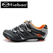 Tiebao Cycling superstar original Equipment Road Cycling Shoes sapatilha ciclismo  Bicycle Lock sneakers shoes for hunting