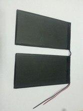 Бесплатная доставка 7.4 В 8000 мАч U30GT U30GT1 U30GT2 tablet батареи пластины 3766125*2