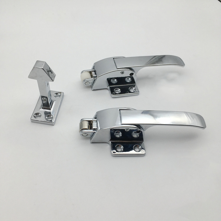 double hook  knob Freezer handle oven door hinge Cold store storage door lock  latch hardware  pull part Industrial plant 216 0683010 216 0683013 216 0683008 page 3