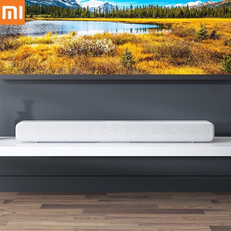 Original Xiaomi Bar En Forme de Bluetooth Haut-Parleur Pour TV Sans Fil Haut-Parleur Soundbar Soutien Optique SPDIF AUX in pour Home Cinéma