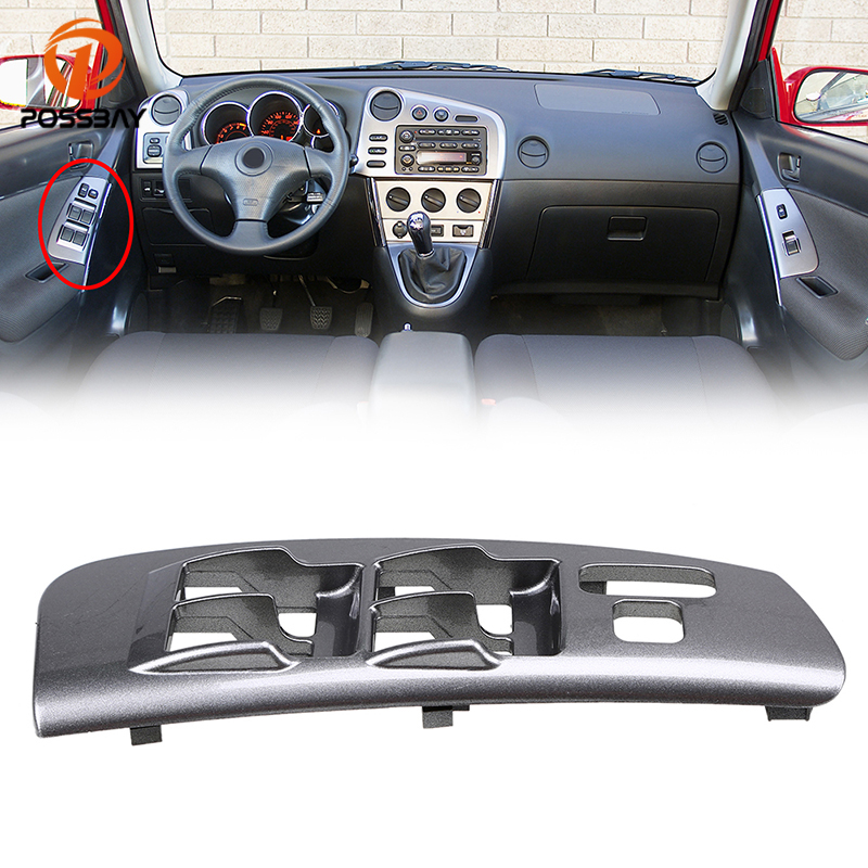 Left Door Window Switch Bezel fit for Toyota Matrix //Pontiac Vibe 03-08