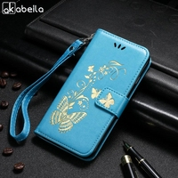 AKABEILA Bronzing Butterfly Phone Case For Huawei Ascend Y635 CL00 Y635-CL00 5.0 Inch Cover Bag Skin Housing