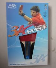 Original finished rackets doubel fish 3 star 3a-e 3a-c table tennis rackets racquet sports fast attack ping pong paddles