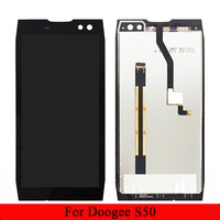 5.7 Inch For Doogee S50 LCD Display+Touch Screen 100% Working Well Screen Digitizer Assembly Replacement Black Color