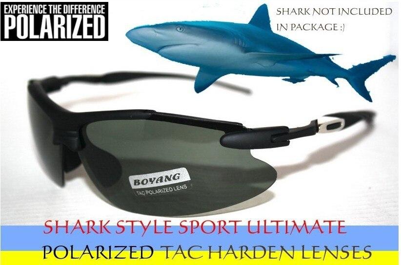Limite = Luxe Rois Sport Tac de Pilote Renforcée Polarisée Polaroid Polarisé Golf Ocean Shark Uv 400 Hommes de lunettes de Soleil