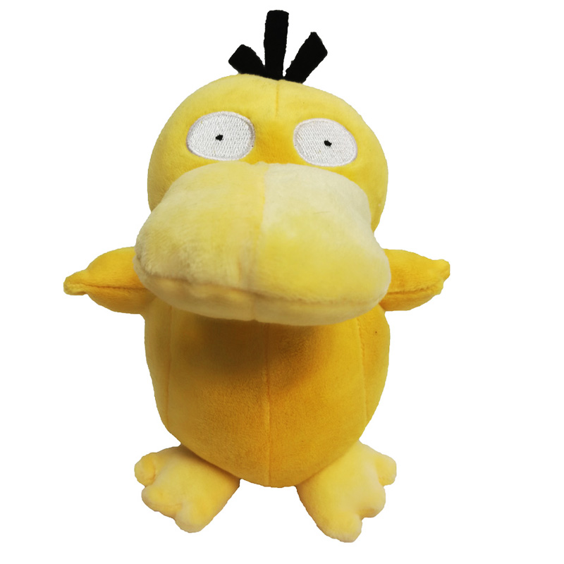 2017 Hot Sales High Quality Psyduck Soft Stuffed Animals Psyduck Plush Toy 8
