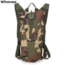 1c6dfa78436 Nuevo 2L agua deporte bolsa Camelback táctico camello bolsa mochila de hidratación  militar mochila bolsa mochila