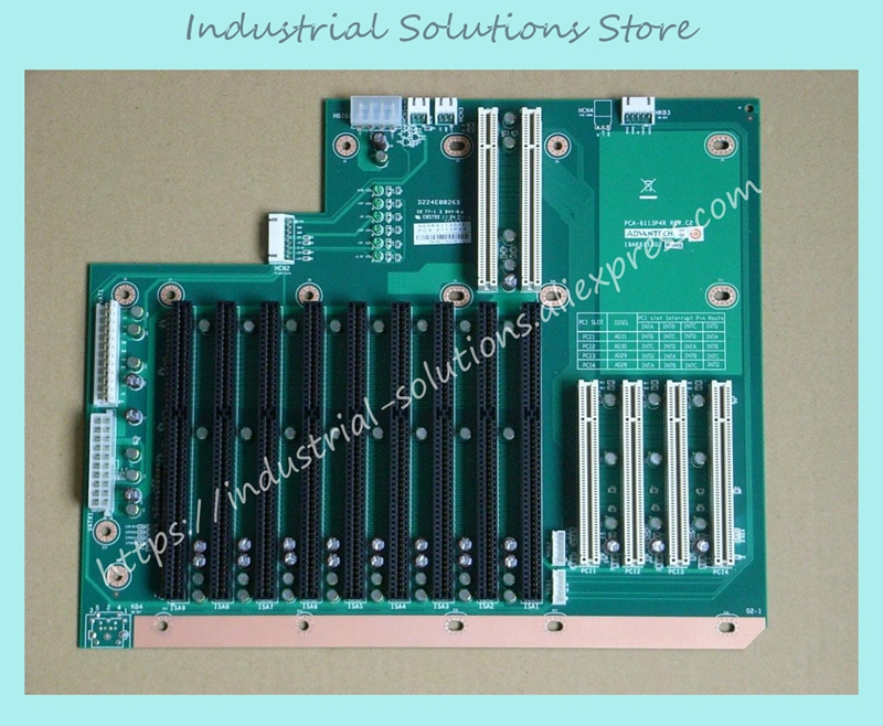 Industrial Floor Picmg1.0 13 Slot PCA-6113P4R-0C2E 610 Computer Case 100% tested perfect quality industrial floor picmg1 0 13 slot pca 6113p4r 0c2e 610 computer case 100% tested perfect quality