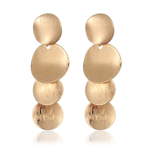 Geometric Minimalist Bohemian Earrings