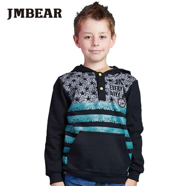 JMBEAR kids Hoodies kid boys girls spring autumn thin sweater 2016 New Hot  Long Sleeve Outwear baby clothes