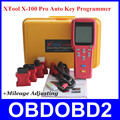 X-100 Pro Auto Key Programmer New Generation Update Version X100 Plus Add Mileage Adjusting  X100 Pro Update Online Original