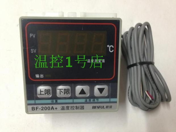 New original authentic BF-200A + temperature controller solar water heater thermostat thermostat shelf besful BESFUL original thermostat dta4848c1 dta series temperature controller new 1 year warranty