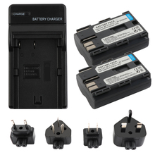 2500mAh BP-511 BP-511A BP 511A for Camera Battery BP511 511 For Canon EOS 40D 300D 5D 20D 30D 50D 10D D60 G6 L10