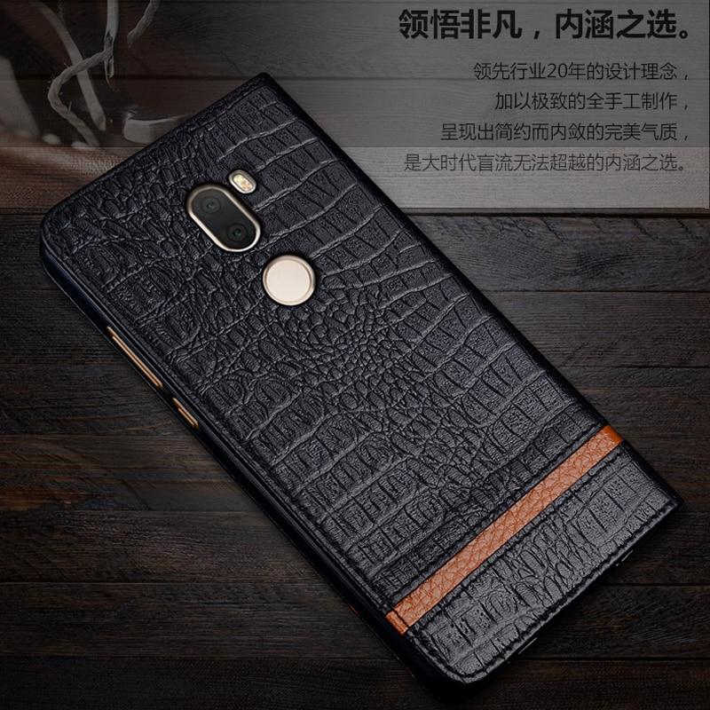5.7 pouces cuir externe + PC pour Xiao mi 5 s 5 s Plus coque arrière protection batterie couverture arrière étui pour Xiao mi 5 s plus