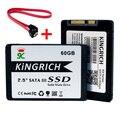 """Disco duro de 2.5 """"SATA III 64 GB 2-Channel disco duro SSD Disco de Estado Sólido MLC SSDs de 32 GB Interna"""