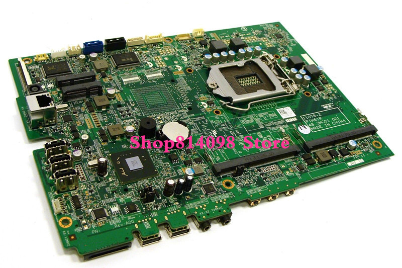 07C0H8 FIT FOR DELL INSPIRON ONE 2020 SERIES INTEL SOCKET LGA1155 ALL-IN-ONE MOTHERBOARD 7C0H8
