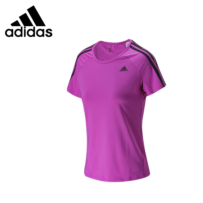 ФОТО Original New Arrival  Adidas Performance  Women's   T-shirts  short sleeve Sportswear