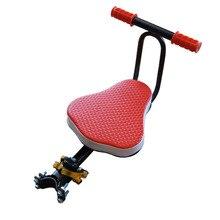 Scooter elétrico criança sela assento de criança dobrável crianças assento ajustável criança cadeira para skate elétrico scooter e bicicleta