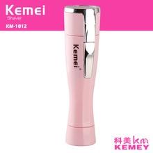 KM1012 моющийся мини-электробритва, женский эпилятор, женский эпилятор, Машинка для удаления волос, триммер для бикини, Женский инструмент для красоты и здоровья