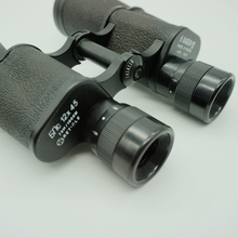 12X45 Russian military binocular  all optical metal binoculares rangefinder telescope DYB014R