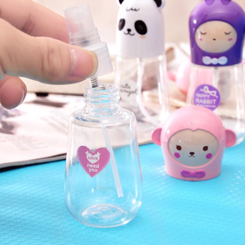 Refillable Portable Mini Perfume Bottle &Traveler Spray Atomizer Empty Parfum Bottle Scent Pump Case Make Up Tool 3pcs/lot PP09