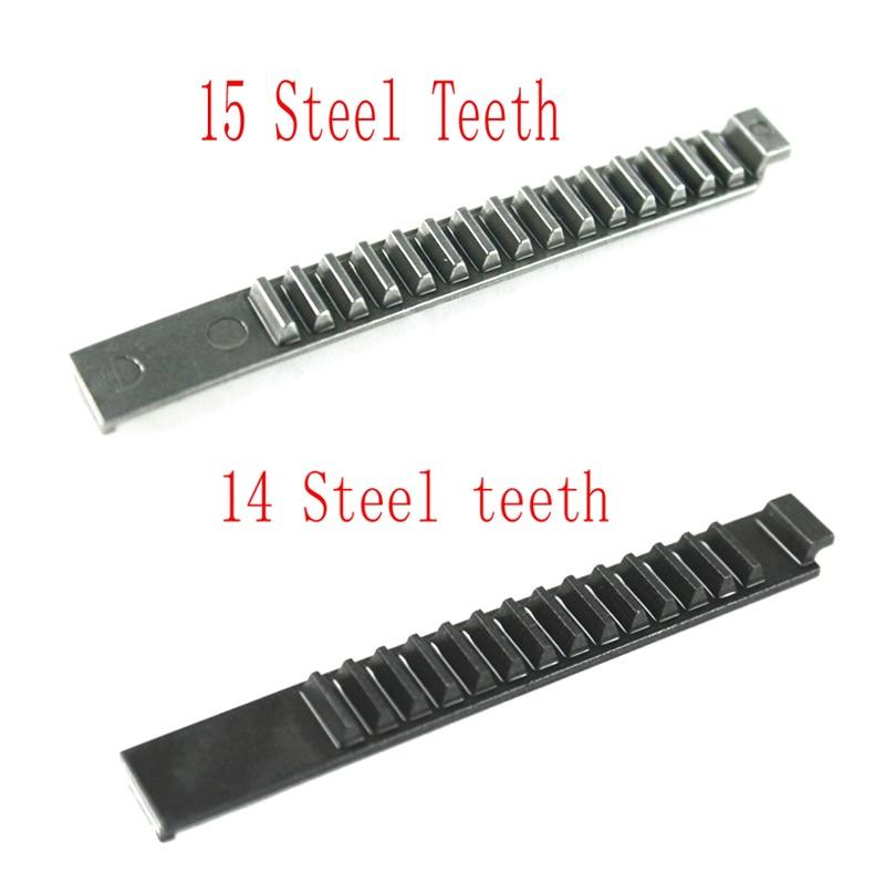SHS 14 steel teeth &15 Steel teeth Replacement Teeth for AEG Piston
