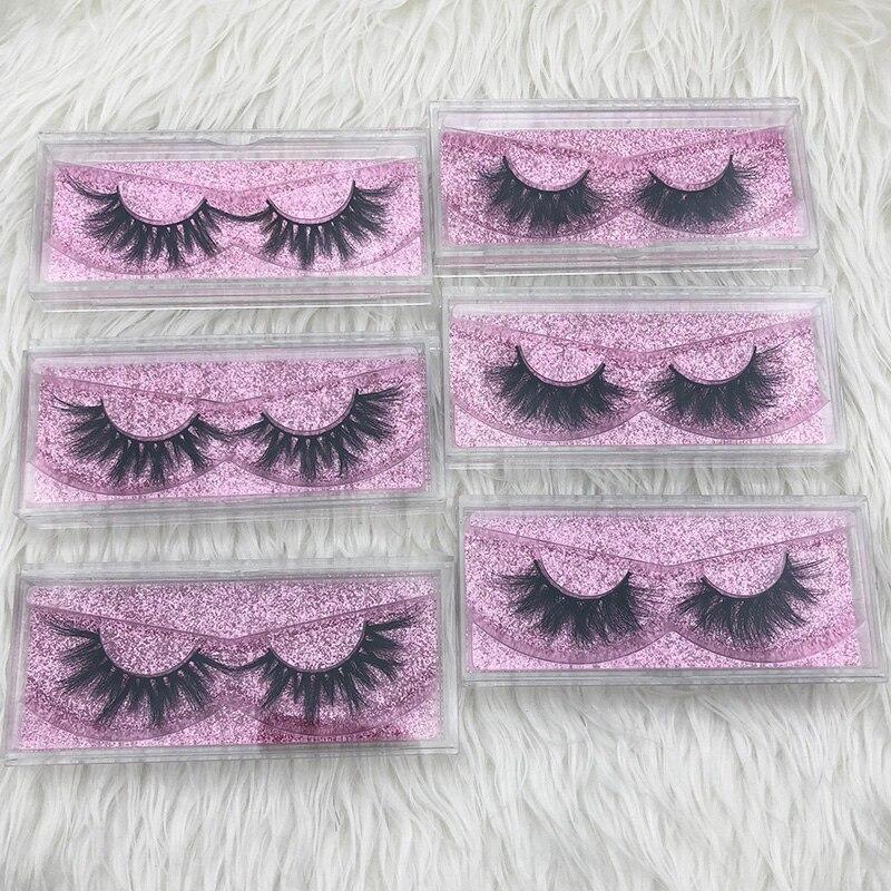 b502341cbab 3d mykonos 100% real handmade siberian mink fur strip lashes 3d d008 mink  eyelashes