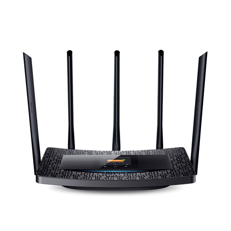 NEW TP-LINK TL-WDR6510 1300M 11AC dual-band 2.4G 5G wireless wifi extender wi-fi router touchscreen 5 antennas wi fi роутер tp link re200 re200