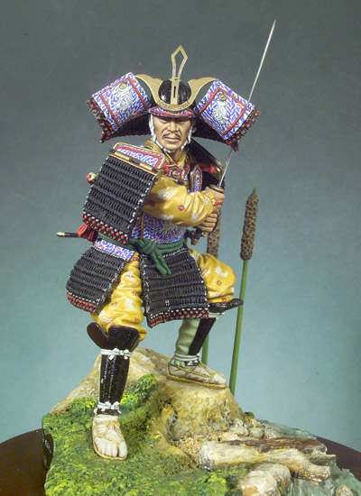 Assembly Unpainted Scale 1/18 90mm japan Samurai (1300) 90mm figure Historical WWII Resin Model Free Shipping scale models 1 16 120mm soviet scout soldier ww2 120mm figure historical wwii resin model free shipping