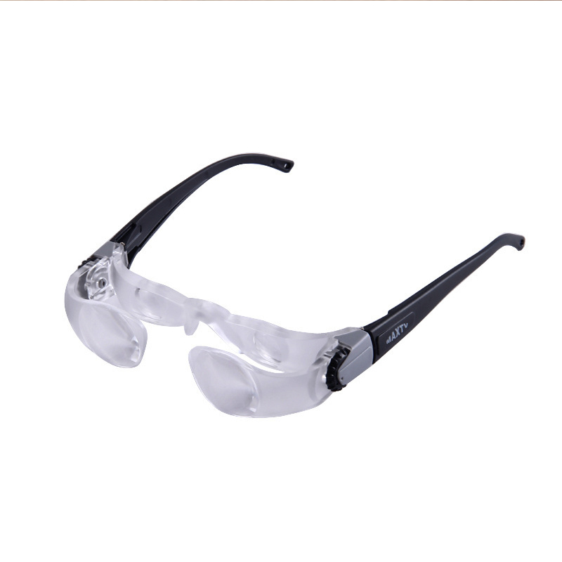 Adjustable Lens Degree Presbyopic Glasses Myopic Eyeglasses The Headset Magnifier Fishing Telescope Magnifying Reading Glasses