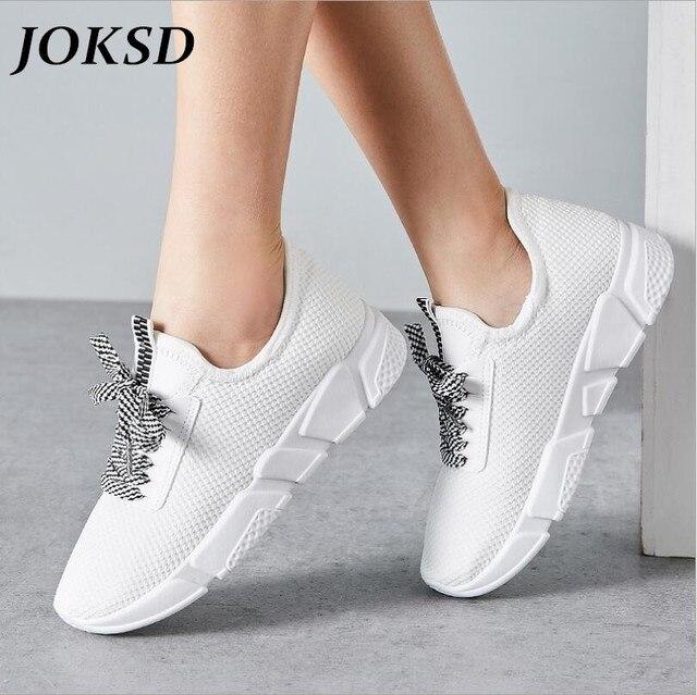 Новое поступление женские теннисные туфли Обувь с дышащей сеткой Для женщин  брендовая спортивная обувь супер легкие fdfad06f716
