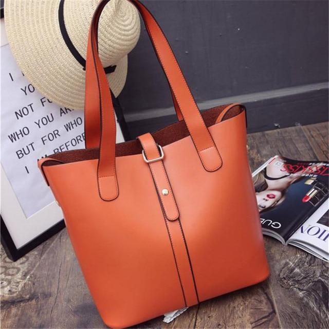2016 New Arrival famous brand women leather handbags designer tote women bags High quality messenger bags bolsas bag purse