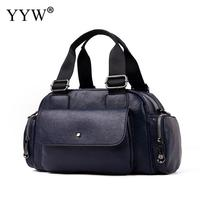 High Quality Leather Crossbody Bags For Women Casual Travel Hand Bag For Women 2018 Large Capacity Handbag Designer Shoulder Bag
