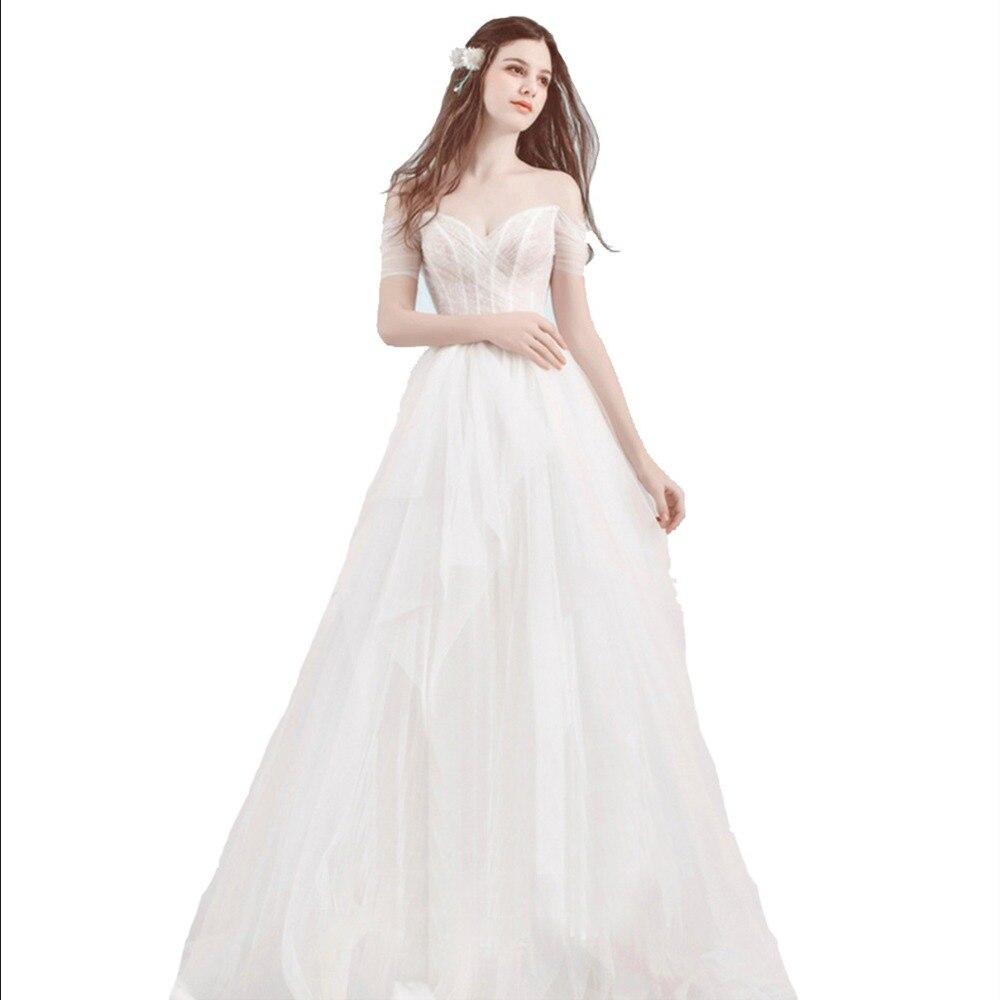 Romantic Wedding Dresses 2019