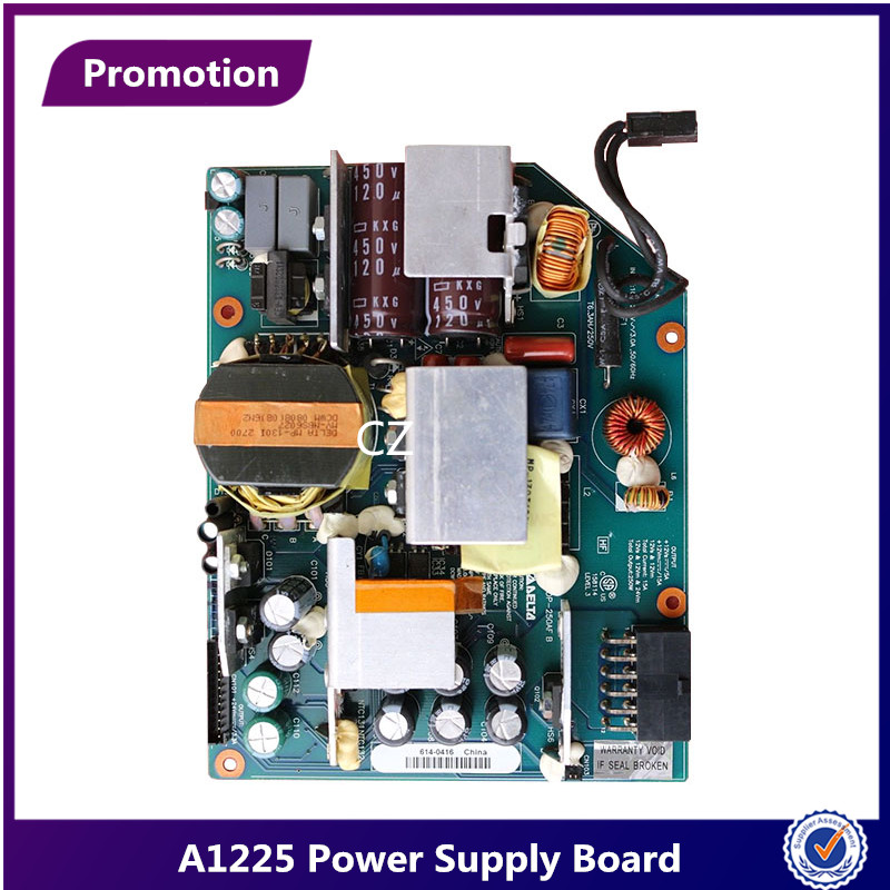A1225 2007 2009 Year Power Board for Imac 24 MB418 MB325 MB419 MB420 PA 3241 02A