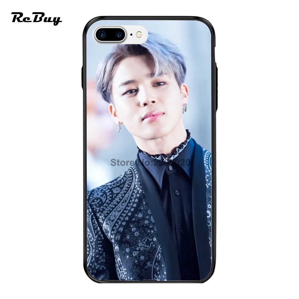 jimin BTS 6 case samsung and etc iphone Personalized case