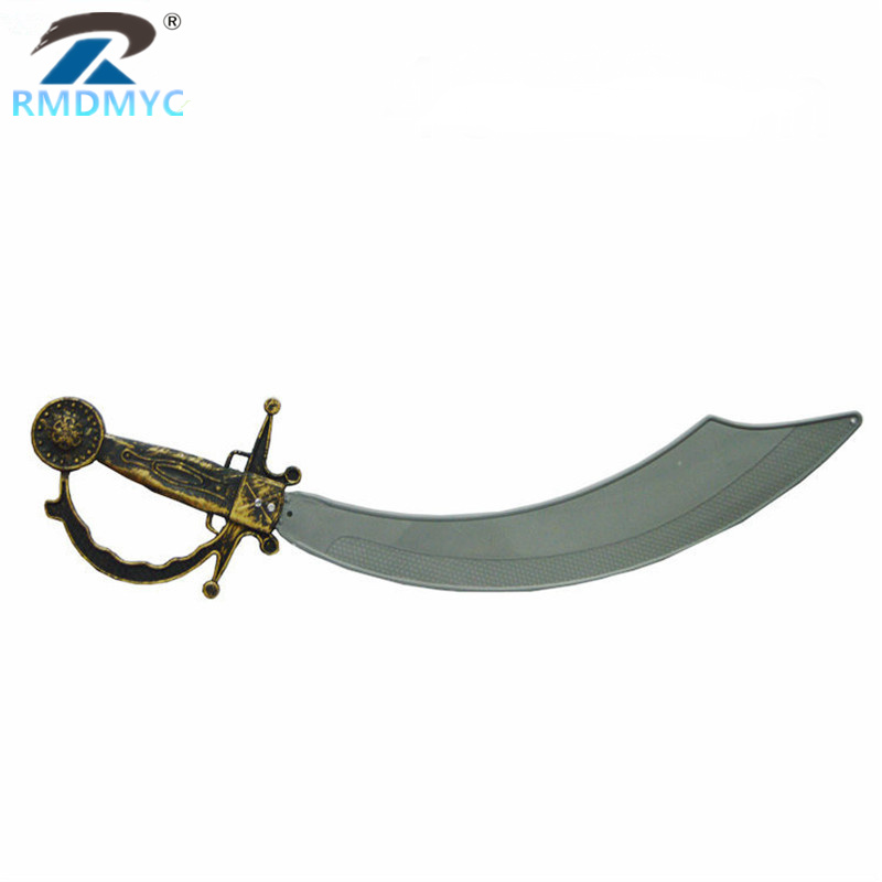 Bulk Lot 24 x Pirate Sword Inflatable Fancy Dress Costume Dress Up Kid Party Toy