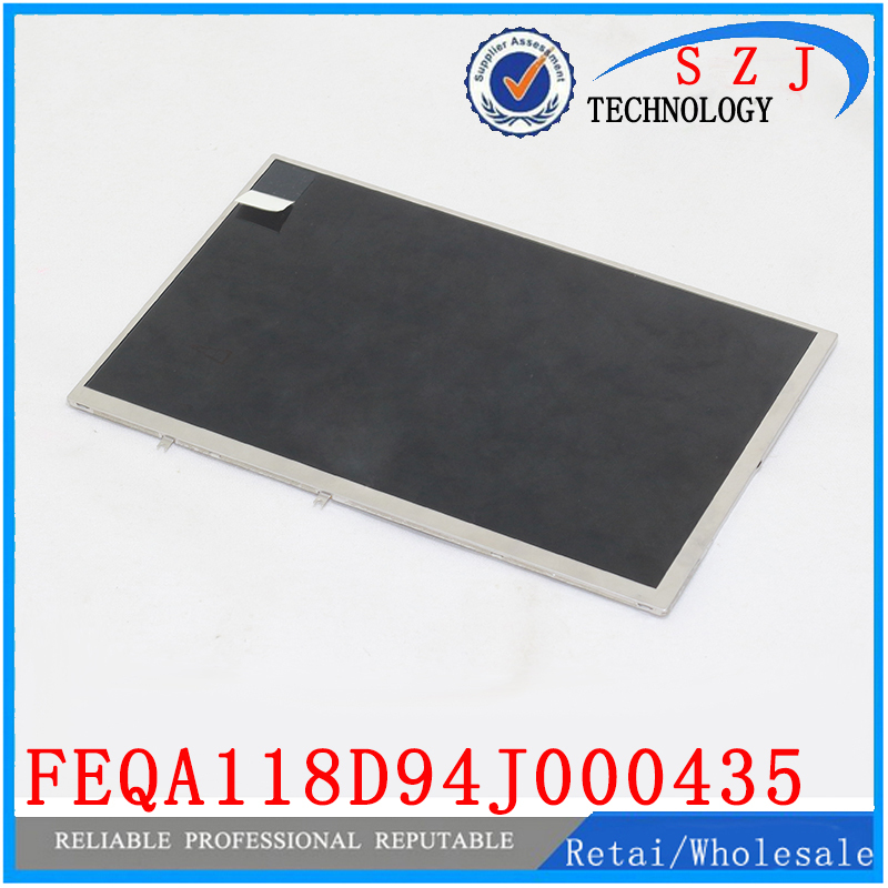 Original 10.1 inch LCD display FEQA118D94J000435 72014007002 AA 10828 LCD Screen Panel replacement Free Shipping