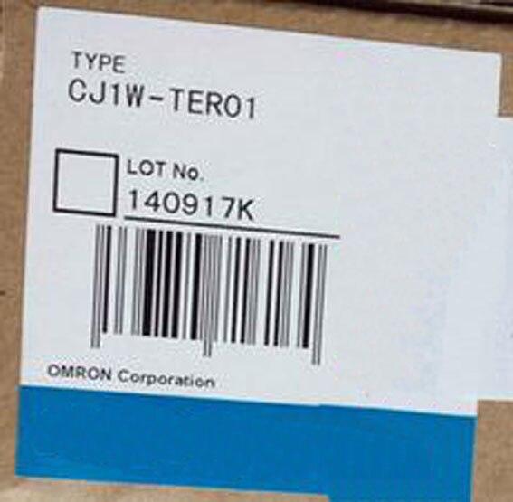 ФОТО New Original Programmable Logic Controller CJ1W-TER01 PLC Accessories