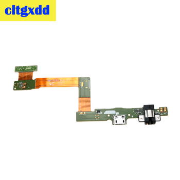 cltgxdd For Samsung Galaxy Tab A 9.7 T555 SM-T555 T550 USB Charge Dock Connector Charging Port Headphone Jack Flex Cable image