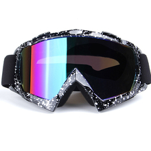 9 Colors Dustproof Ski Goggles Outdoor Sports Skiing Eyewear Motorcycle Sunglasses UV400 Windproof Skating Glasses