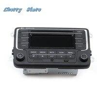NEW 3AD 035 185 Original Car Radio with USB AUX MP3 SD Card For VW Golf MK5 Jetta MKV Tiguan Passat CC New Polo 6R 3AD035185